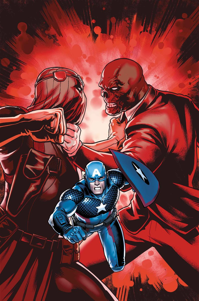 Steve Rogers: Captain America #3 Review!