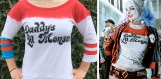 Suicide Squad Harley Quinn Lil Monster Women's T-Shirt