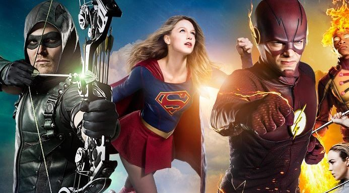 New DC on The CW Page Releases Posters Assembling DC Heroes!