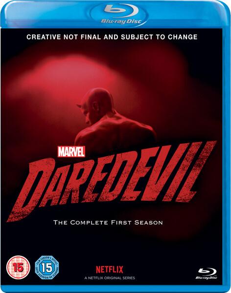 Daredevil Season 1 Finally Gets Blu-ray Release Date