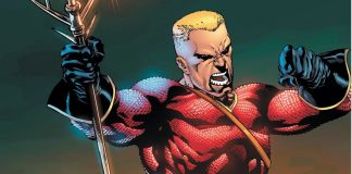 """Aquaman Might Appear in The Flash Season 3 During """"Flashpoint."""" Well...Maybe."""
