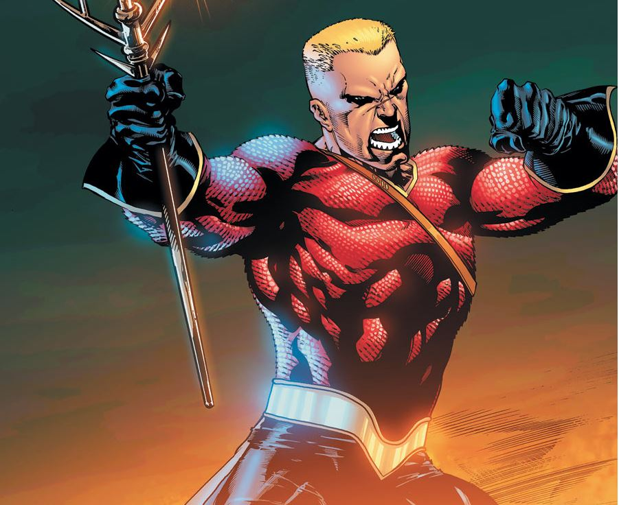 Aquaman Might Appear in The Flash Season 3 During