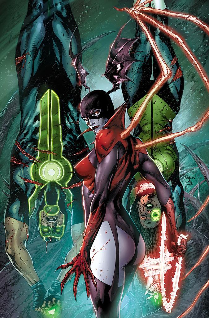 Green Lanterns #2 Review! No Green Lanterns Were Tortured in This Comic!
