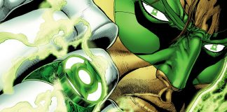 Hal Jordan and the Green Lantern Corps #1 Review!