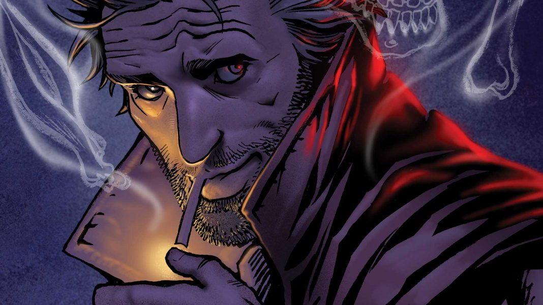 Hellblazer REBIRTH #1: The Devil You Know
