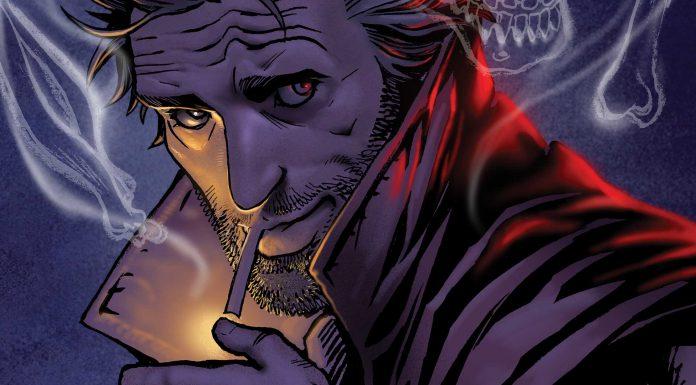 Hellblazer REBIRTH #1: The Devil You Know