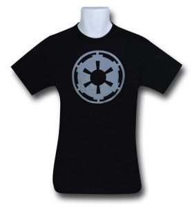 Grand Admiral Thrawn approves of this shirt!