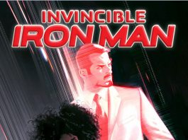 INVINCIBLE IRON MAN #1 Suits Up & Blasts Off This Fall!
