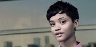 DOPE Star Kiersey Clemons Joins The Flash Cast as Iris West