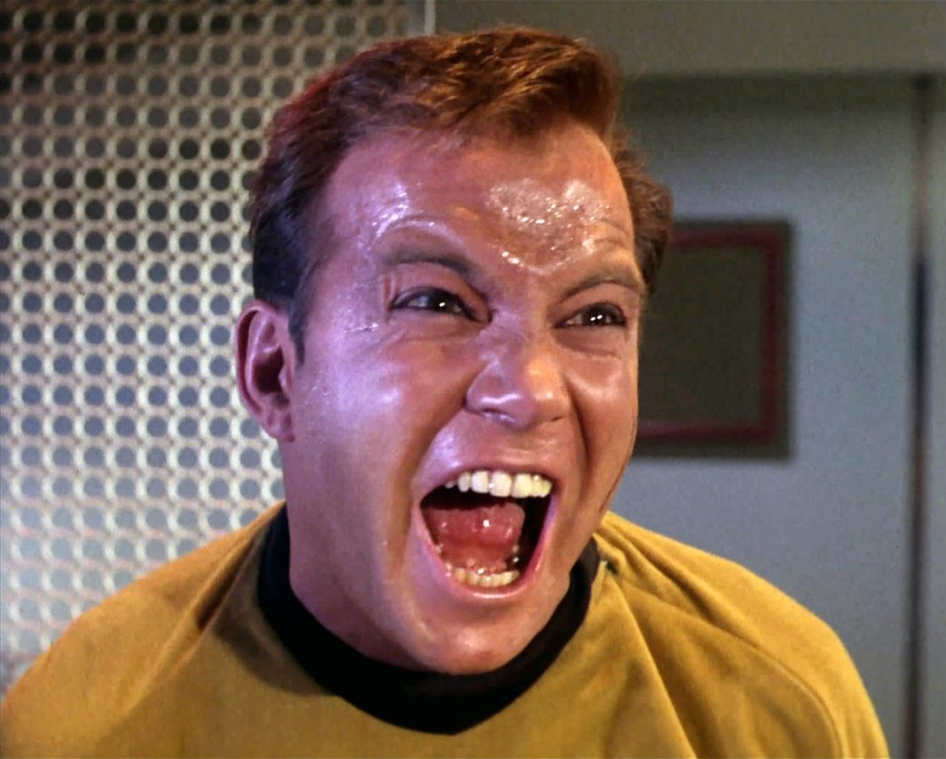Yep, We Almost Had Captain Kirk Vs. Jesus