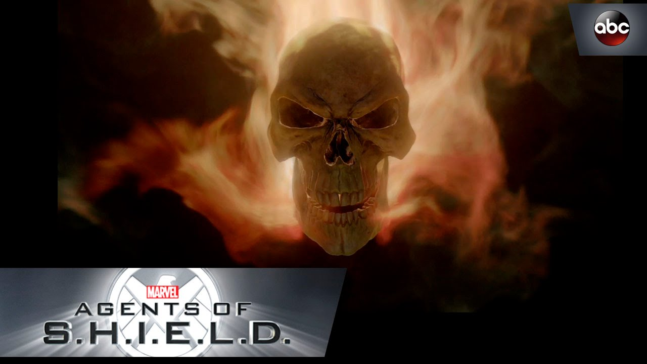 Ghost Rider joins Agents of SHIELD
