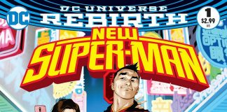 New Super-Man #1 Review: From Jerk to Hero!