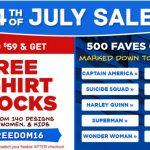 Save BIG During Our 4th of July Sale!
