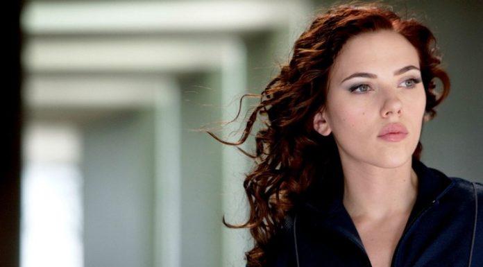 Scarlett Johansson's Favorite Role Is Black Widow