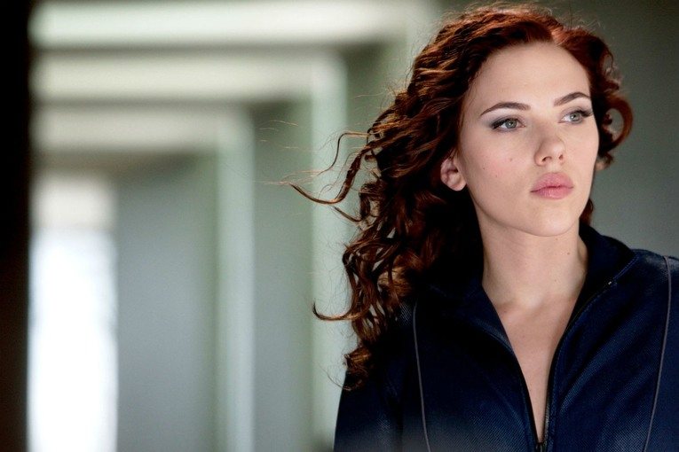 Scarlett Johansson's Favorite Role Is Black Widow