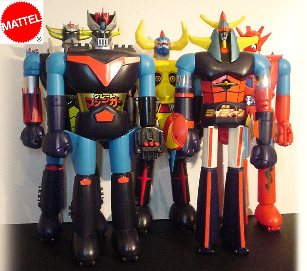 Dear IDW: Bring Back the Shogun Warriors!