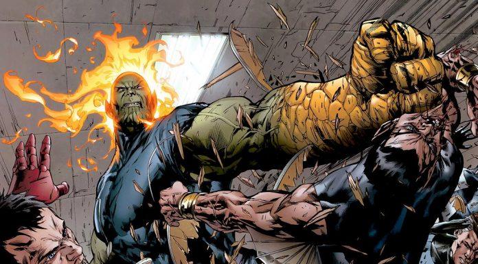 The Skrulls Joint Custody Situation
