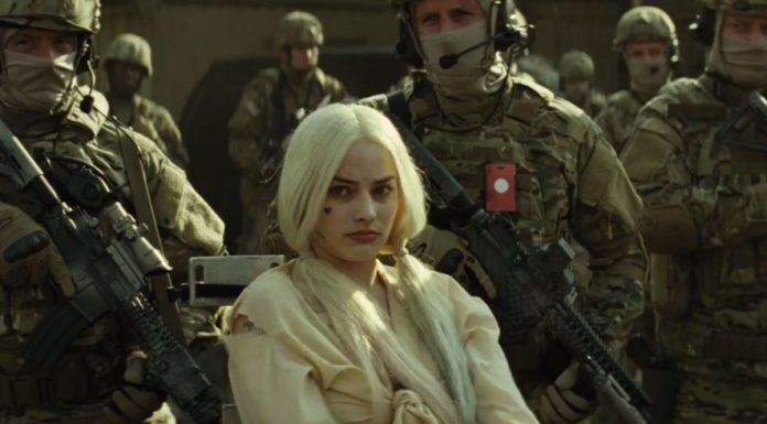 Insane New Footage in Extended Suicide Squad Trailer!