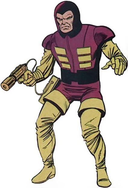 Top 10 Super-Lame Supervillains!