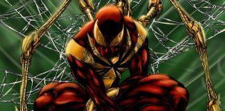 Iron Spider and Red Hulk Were Nearly a Part of Civil War