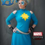 A-FORCE #10 COSPLAY VARIANT by Corrine Vitek