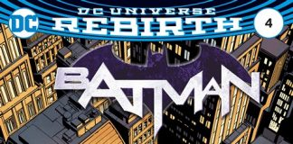 Batman #4 Review