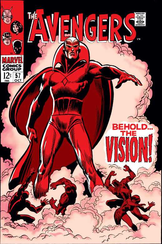 6 Reasons to Start Reading The Vision Series