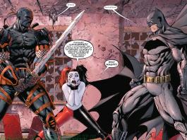 Deathstroke Might Be the Main Villain in Ben Affleck's Batman Movie!