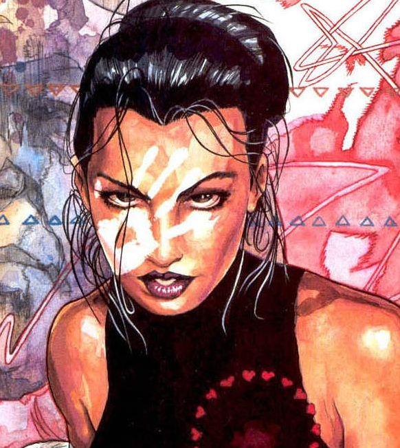 Maya Lopez aka Echo