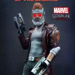 GUARDIANS OF THE GALAXY #12 COSPLAY VARIANT by Johnny Junkers