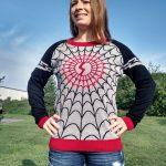 It's the I Am Silk Women's Costume Knit Sweater!