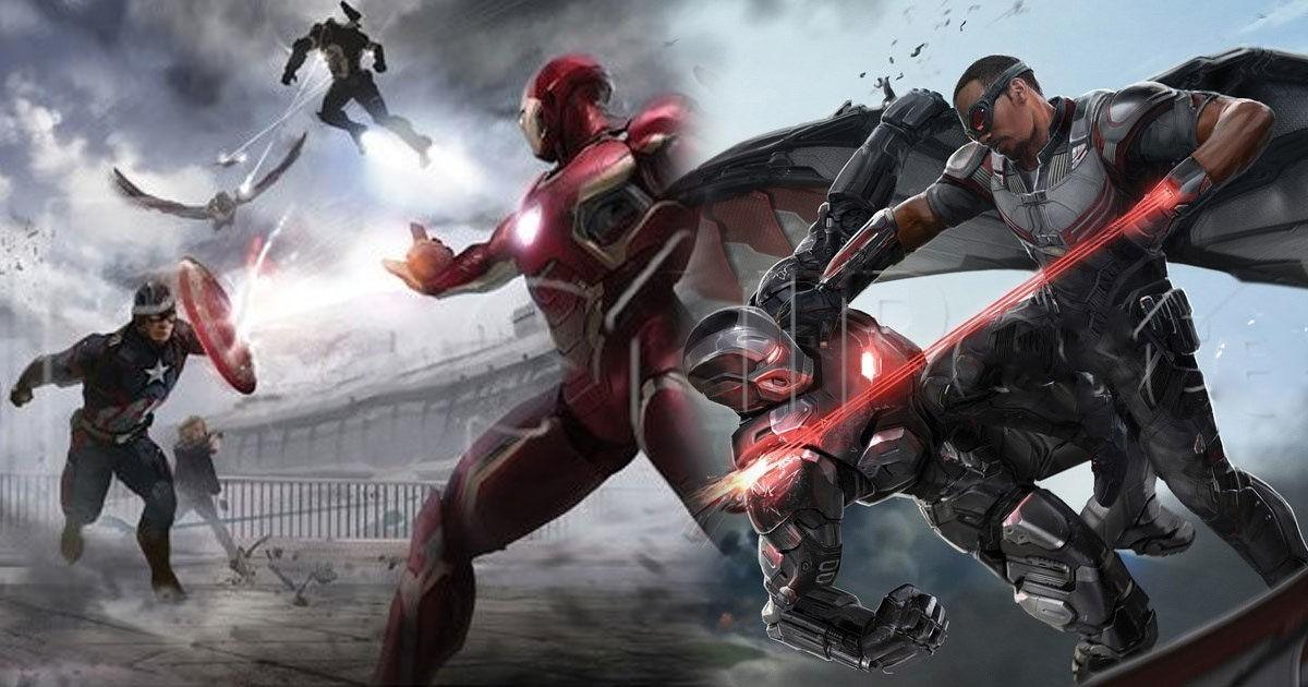 Captain America: Civil War Blu-ray Details Revealed!