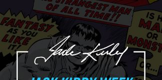 """MARVEL HONORS JACK """"THE KING"""" KIRBY WITH A WEEK LONG CELEBRATION!"""