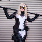 MOCKINGBIRD #8 COSPLAY VARIANT by Lauren Matesic of Castle Corsetry