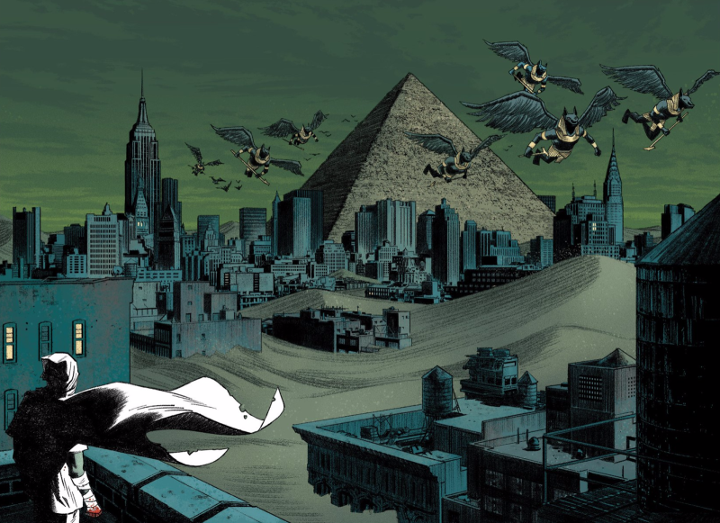 Moon Knight #5 Review: Runnin' Outta Moonlight