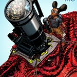 S (science) – MOON GIRL & DEVIL DINOSAUR #13 by Joyce Chin