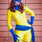 PATSY WALKER, A.K.A. HELLCAT! #11 COSPLAY VARIANT by DJ Spider