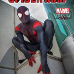 SPIDER-MAN #8 COSPLAY VARIANT by Pierre Demery