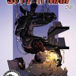 T (technology) – SPIDER-MAN #10