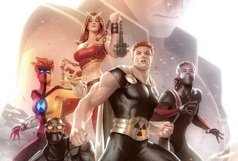 Squadron Supreme #10 Review: Why Are We Here?