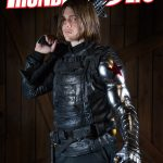 THUNDERBOLTS #5 COSPLAY VARIANT by Wesley Johnson