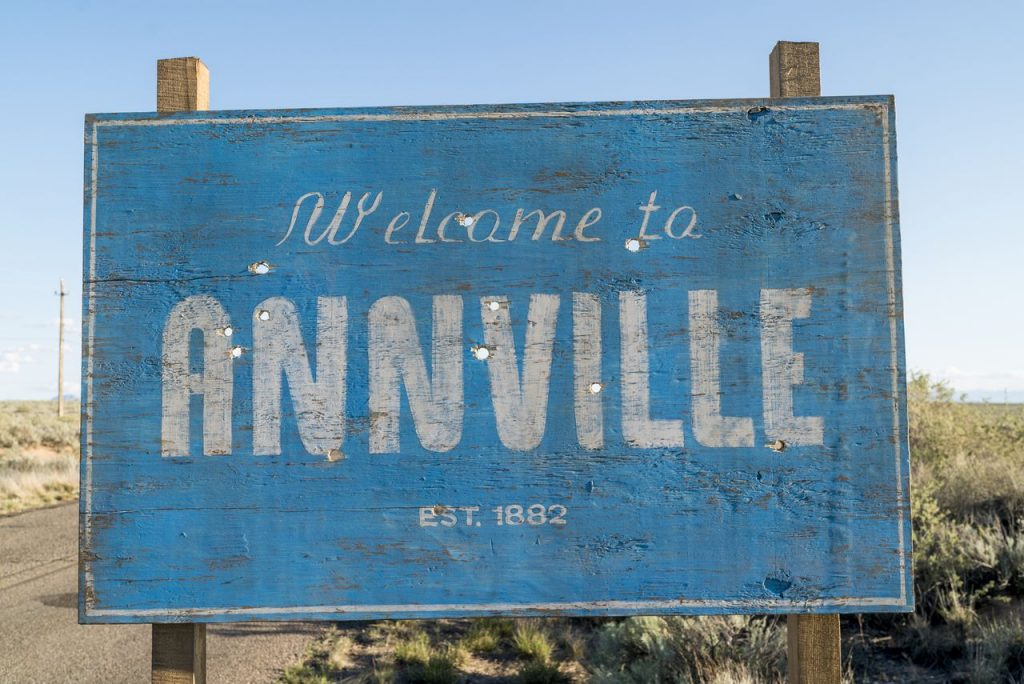 """""""Welcome to Annvile, the city run on a methane reactor!"""""""