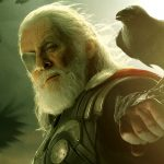 Anthony Hopkins' Odin is Destitute in New Thor: Ragnarok Images