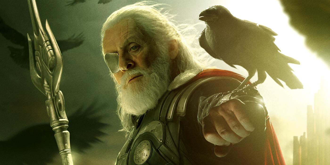 Anthony Hopkins' Odin Is Destitute in New Thor: Ragnarok ...