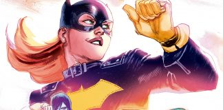 Batgirl #1 Review- Enter: Fruit Bat!