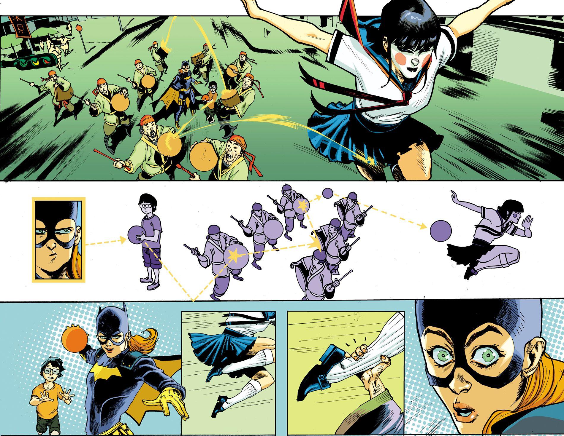 Batgirl #1 Review