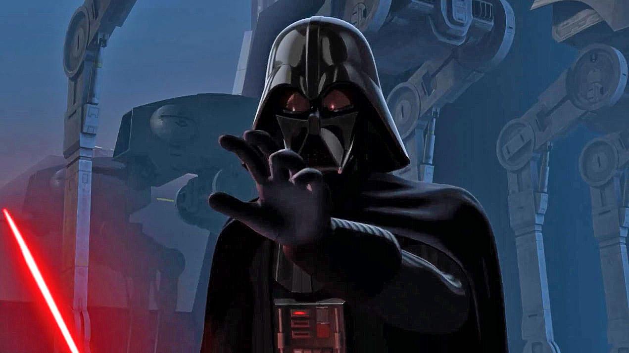 Is Darth Vader Returning for Star Wars Rebels?