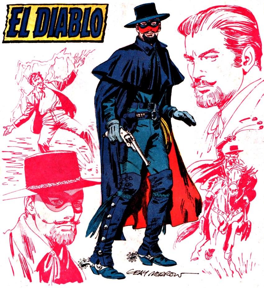Suicide Solution: The History of El Diablo
