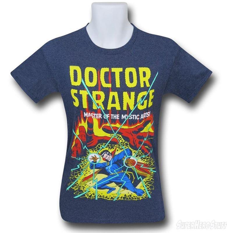 Dan Harmon Did Some Writing for Doctor Strange