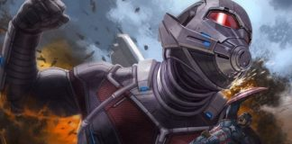 It's Giant-Man vs. Captain America in New Civil War Concept Art!